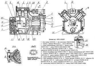 компрессор-4ПБ20